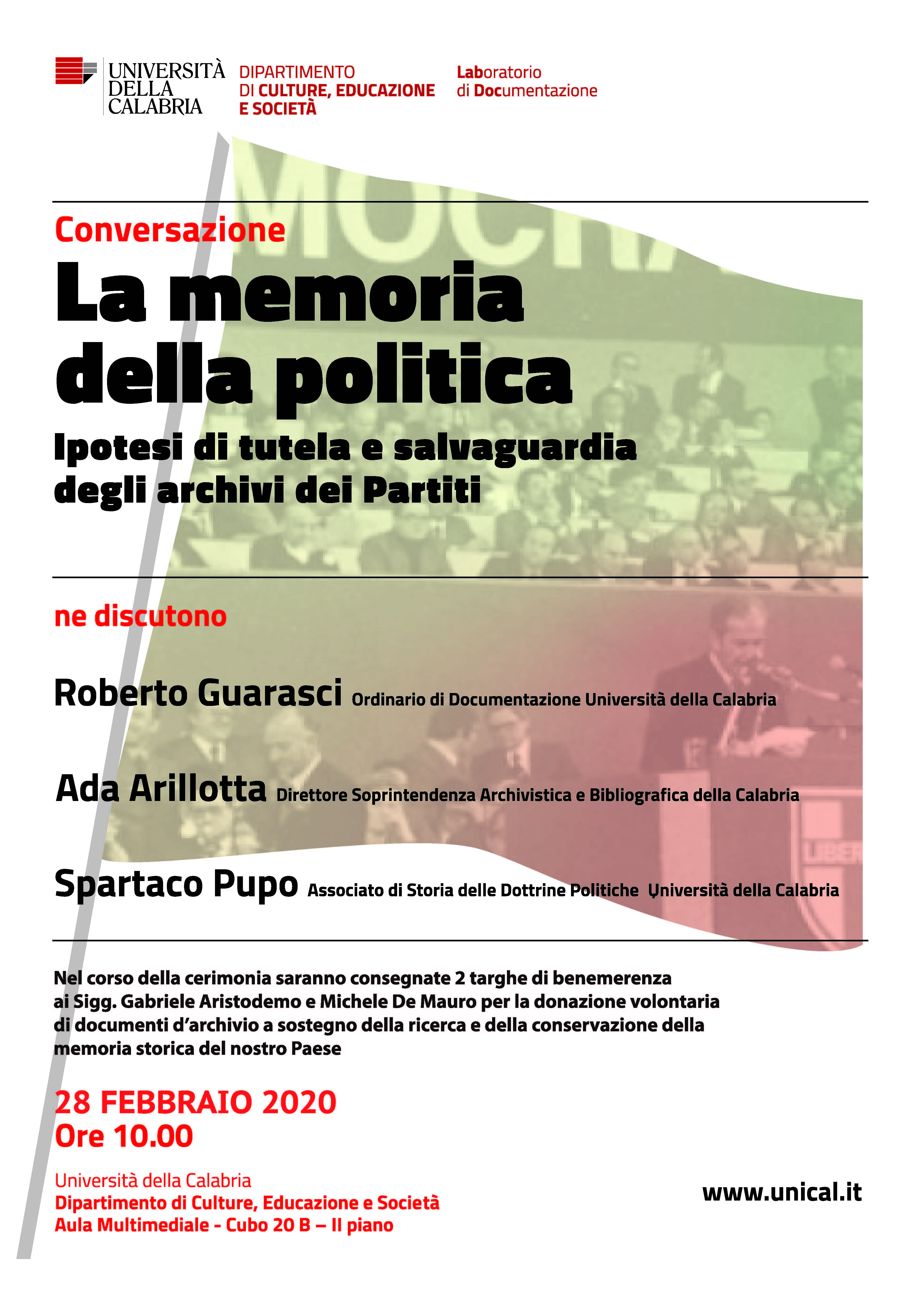 la memoria della politica_28_02_2020